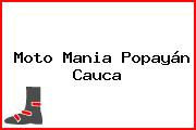 Moto Mania Popayán Cauca