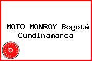 MOTO MONROY Bogotá Cundinamarca