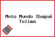Moto Mundo Ibagué Tolima
