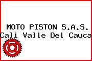 MOTO PISTON S.A.S. Cali Valle Del Cauca