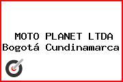 MOTO PLANET LTDA Bogotá Cundinamarca