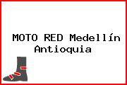 MOTO RED Medellín Antioquia
