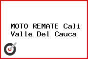 MOTO REMATE Cali Valle Del Cauca