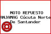 MOTO REPUESTO ANJAMAG Cúcuta Norte De Santander
