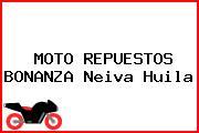 MOTO REPUESTOS BONANZA Neiva Huila