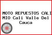 MOTO REPUESTOS CALI MIO Cali Valle Del Cauca