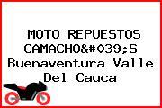 MOTO REPUESTOS CAMACHO'S Buenaventura Valle Del Cauca
