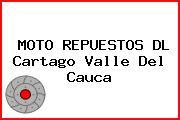 MOTO REPUESTOS DL Cartago Valle Del Cauca