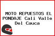 MOTO REPUESTOS EL PONDAJE Cali Valle Del Cauca