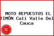 MOTO REPUESTOS EL TIMÓN Cali Valle Del Cauca