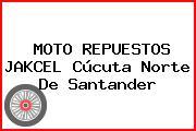 MOTO REPUESTOS JAKCEL Cúcuta Norte De Santander