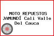 MOTO REPUESTOS JAMUNDÍ Cali Valle Del Cauca