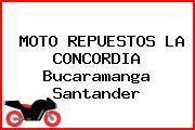 MOTO REPUESTOS LA CONCORDIA Bucaramanga Santander