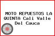 MOTO REPUESTOS LA QUINTA Cali Valle Del Cauca