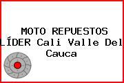 MOTO REPUESTOS LÍDER Cali Valle Del Cauca