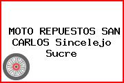 MOTO REPUESTOS SAN CARLOS Sincelejo Sucre