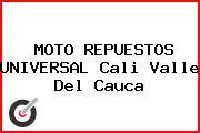 MOTO REPUESTOS UNIVERSAL Cali Valle Del Cauca