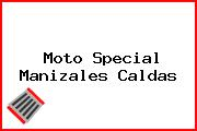 Moto Special Manizales Caldas