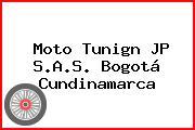 Moto Tunign JP S.A.S. Bogotá Cundinamarca