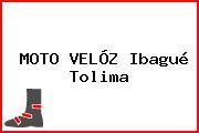 MOTO VELÓZ Ibagué Tolima