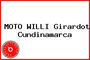 MOTO WILLI Girardot Cundinamarca