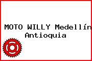 MOTO WILLY Medellín Antioquia