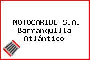 MOTOCARIBE S.A. Barranquilla Atlántico