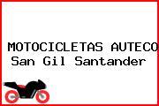 MOTOCICLETAS AUTECO San Gil Santander