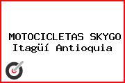 MOTOCICLETAS SKYGO Itagüí Antioquia