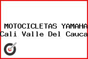 MOTOCICLETAS YAMAHA Cali Valle Del Cauca