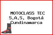 MOTOCLASS TEC S.A.S. Bogotá Cundinamarca