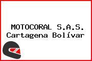 MOTOCORAL S.A.S. Cartagena Bolívar