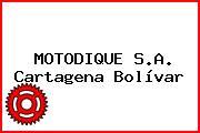 MOTODIQUE S.A. Cartagena Bolívar
