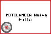 MOTOLANDIA Neiva Huila
