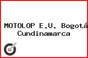 MOTOLOP E.U. Bogotá Cundinamarca