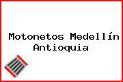 Motonetos Medellín Antioquia