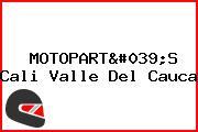 MOTOPART'S Cali Valle Del Cauca