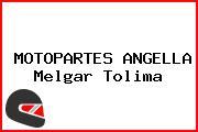 MOTOPARTES ANGELLA Melgar Tolima