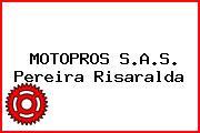 MOTOPROS S.A.S. Pereira Risaralda