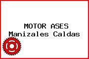 MOTOR ASES Manizales Caldas