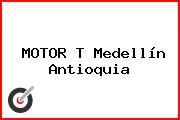 MOTOR T Medellín Antioquia