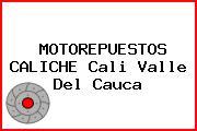 MOTOREPUESTOS CALICHE Cali Valle Del Cauca