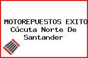 MOTOREPUESTOS EXITO Cúcuta Norte De Santander