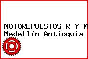 MOTOREPUESTOS R Y M Medellín Antioquia
