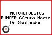 MOTOREPUESTOS RUNGER Cúcuta Norte De Santander