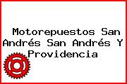 Motorepuestos San Andrés San Andrés Y Providencia
