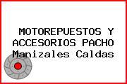MOTOREPUESTOS Y ACCESORIOS PACHO Manizales Caldas