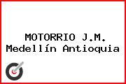 MOTORRIO J.M. Medellín Antioquia