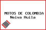 MOTOS DE COLOMBIA Neiva Huila