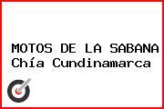 MOTOS DE LA SABANA Chía Cundinamarca